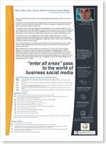 social marketing brochure Feb 09 Ver 1.0