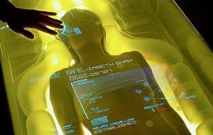 scinec fiction robot